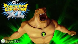 Cartoon Network: Punch Time Explosion  - Xbox 360 / Ps3 Gameplay (2011)