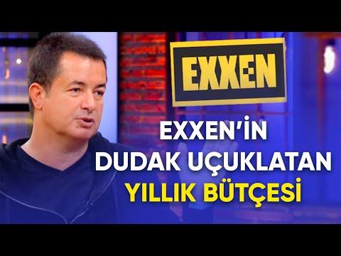 Exxen'in Dudak Uçuklatan Yıllık Bütçesi! Acun Ilıcalı'dan Exxen Platformu Hakkında Ki Tüm Detaylar..