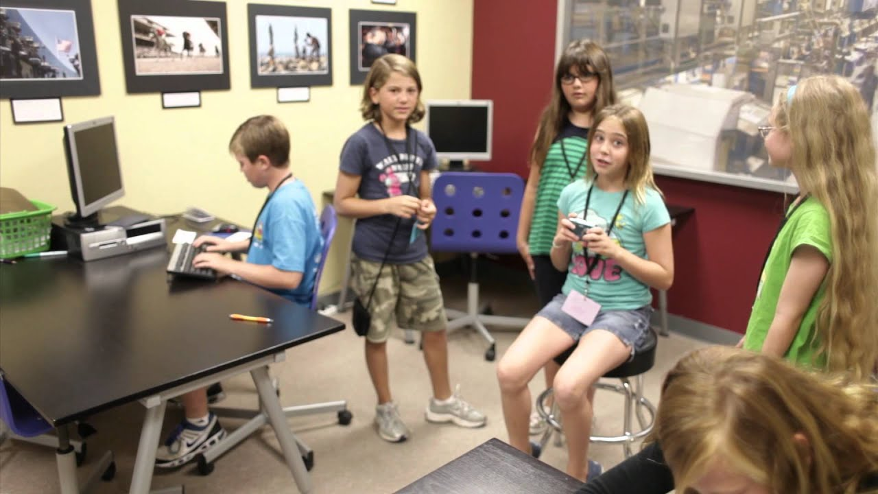 Ja Biztown Summer Camp Commercials 2012 Youtube