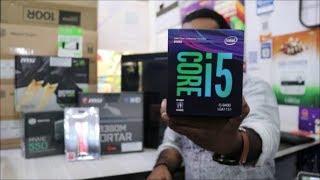 Intel i5 8400 Build | 60K Budget | Gaming PC | B360 Build