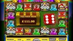 Rainbow King Slot Machine Bonus Rounds And Big Wins Played Online