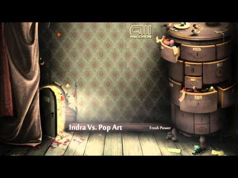 Indra Vs. Pop Art - Fresh Power [ALLDEP030]