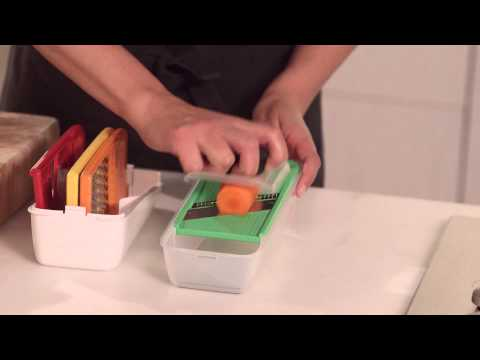 How to Use the OXO Grate & Slice Set | Williams-Sonoma