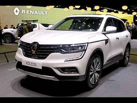 Renault Koleos : deuxième tentative - Salon de Genève 2017