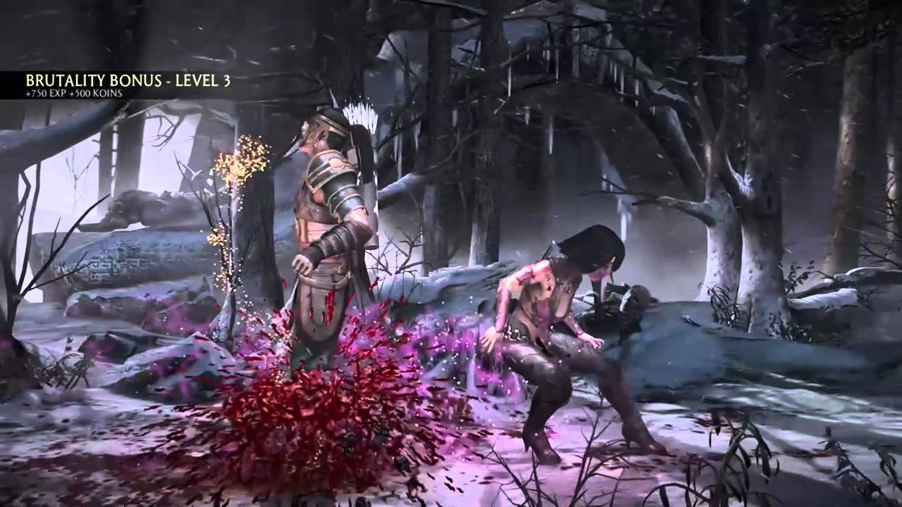 Mortal Kombat X Guide How To Do Every Brutality Part 2