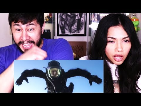 MISSION IMPOSSIBLE: FALLOUT | Tom Cruise | Trailer #2? | Reaction!