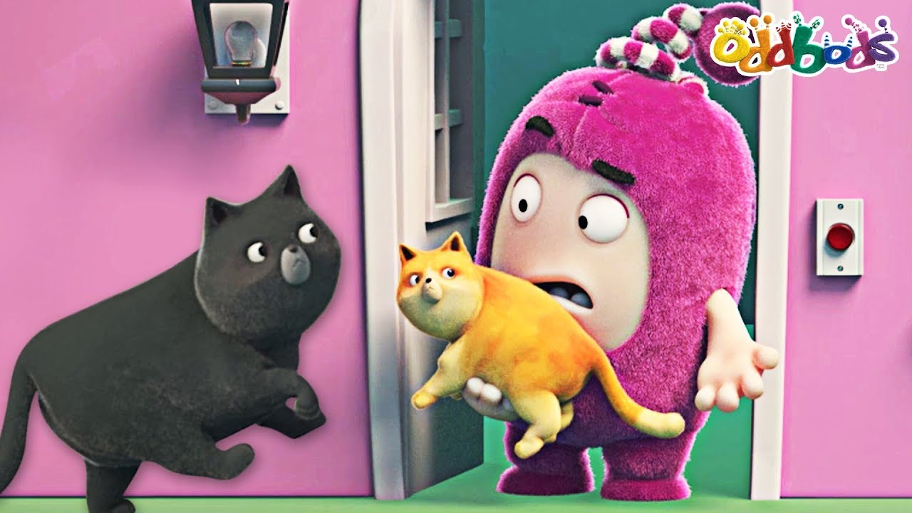 Oddbods | Superstitions | Funny Cartoons For Children