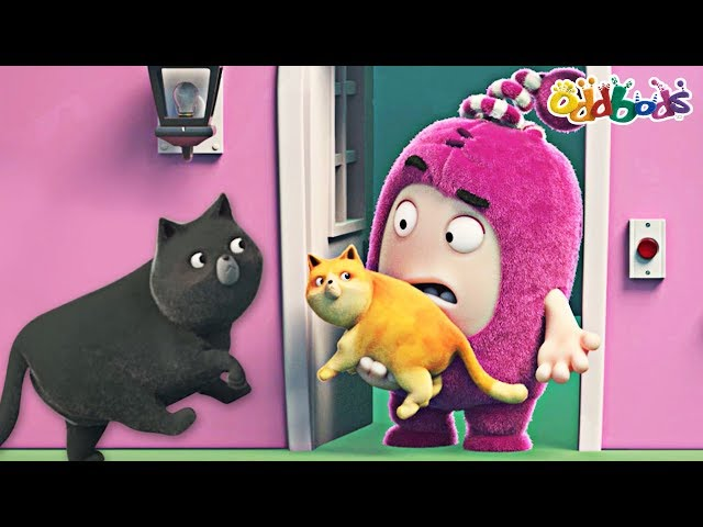 Oddbods | Superstitions | Funny Cartoons For Children