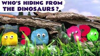 Thomas And Friends Dinosaur Play Doh Thomas Y Sus Amigos Play-Doh Who