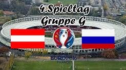 EM-Qualifikation 2016 Prognose: Österreich-Russland Gruppe G 4.Spieltag | DerMichiLP