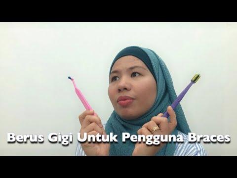 Berus Gigi Untuk Pengguna Braces