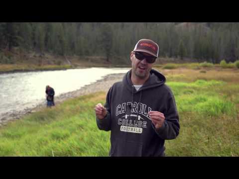 Hank Patterson's Reel Montana Adventure Trailer