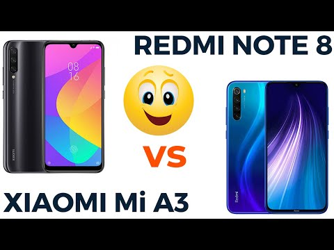 Redmi Note 8 Vs Xiaomi Mi A3. В чем разница?🤨