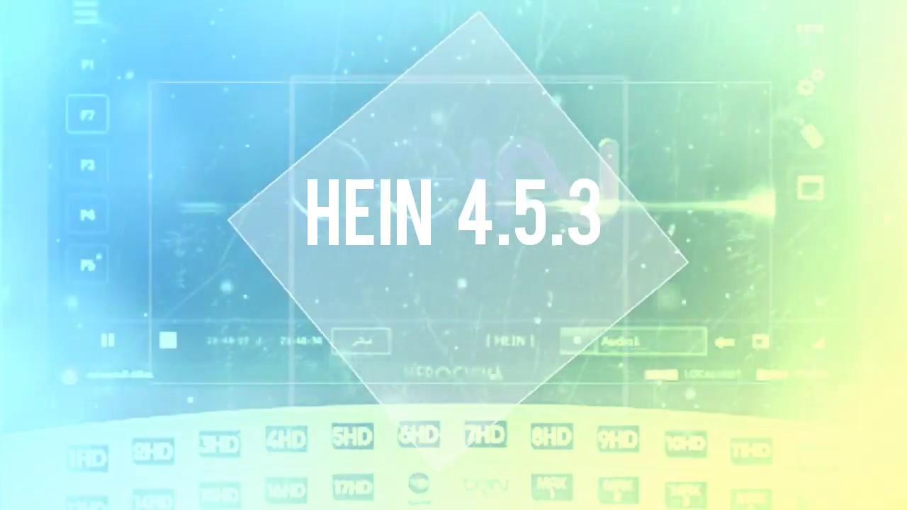 GRATUIT HEIN 4.5.2 TÉLÉCHARGER 2018 CODE