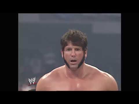 Goldberg takes out 3-Minute Warning: Raw, May 5, 2003