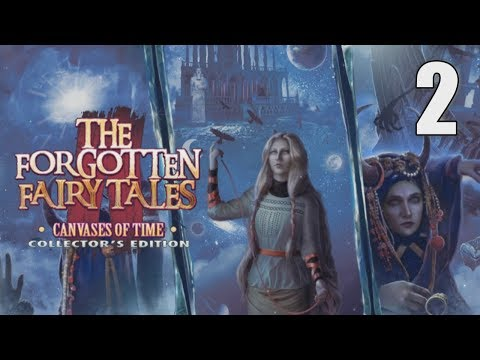 The Forgotten Fairytales 2: Canvases of Time CE [02] Let's Play Walkthrough - Part 2