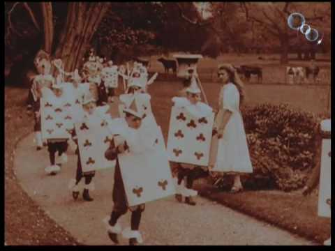 画像: Alice in Wonderland (1903) - Lewis Carroll | BFI National Archive youtu.be