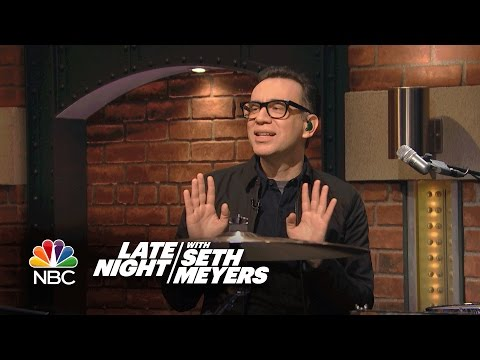 Fred Armisen Is One of President-Elect Donald Trump's Cabinet Nominees