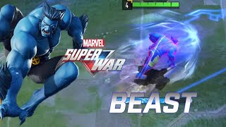 MARVEL Super War: BEAST Gameplay (Second Beta)
