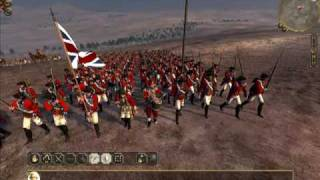 Empire: Total War - Taking on 150 men and a cannon pt.1