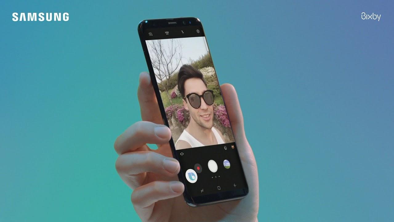 Bixby : 語音操控教學 - YouTube