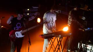 "Breton ""Closed Category"" live @ la Cigale Paris 06/03/2014"