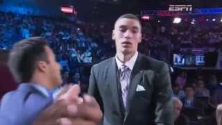 "Did Zach Lavine Say ""Fuck Me"" After Being Drafted By The Minnesota Timberwolves?"