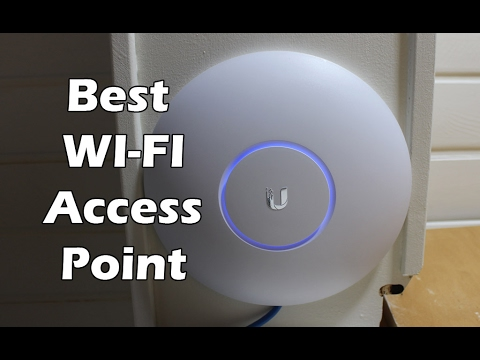Ubiquiti UniFi AC LR and Pro Access Point Review