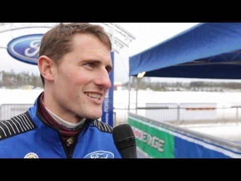 Matthew Wilson After Nasser Al-Attiyah's WRC Crash   Pole Position