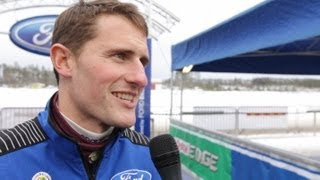 Matthew Wilson After Nasser Al-Attiyah