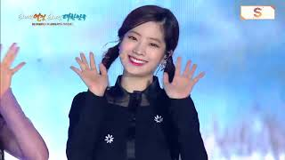 171101 TWICE (트와이스)  - LIKEY + CHEER UP @ 2018 Pyeongchang K POP Concert