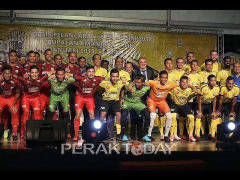 """""""The Bos Will Return"""", Pelancaran Jersi Perak 2018 Meriah!"""
