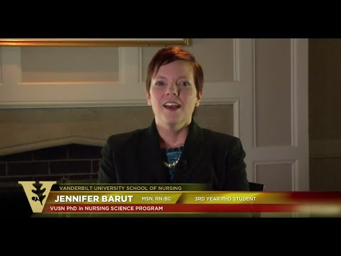 Vanderbilt School of Nursing - Meet Jennifer Barut, a 3rd Year PhD Student
