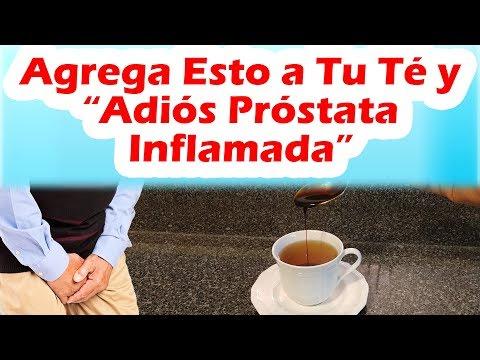 AGREGA ESTO A TU TÉ Y ADIÓS PROSTATA INFLAMADA Como Desinflamar La Próstata Naturalmente