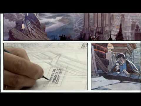Francois Schuiten -  Wundervolle Architektur in Comics