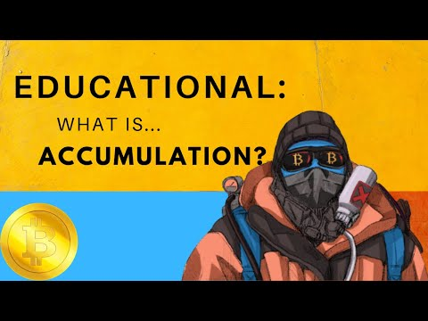 What is Accumulation in Crypto Trading?