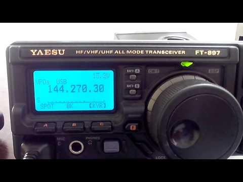 9A2L CQWW VHF 2013, 710Km