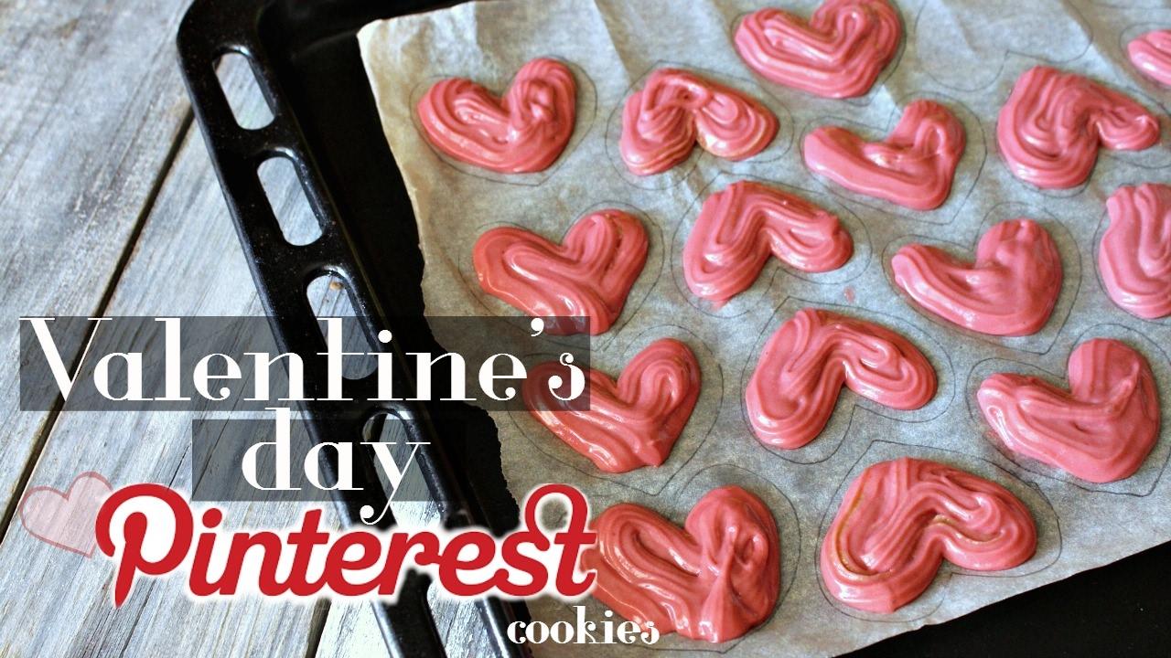 Pinterest inspired Рецепт Печенья На День Святого Валентина ♥