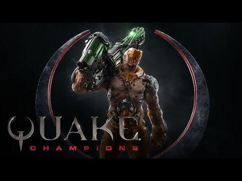Quake Champions FFA&TDM kRucio 45-00 Vp.cypher nmy