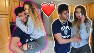 I Asked Madi To Be My Girlfriend...(She broke in Tears)