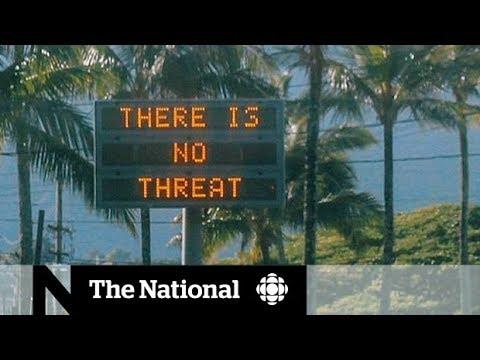 Hawaii's mistaken missile alert