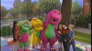 I Love You (Barney