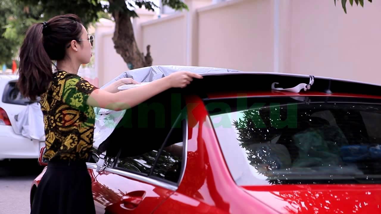 tấm che nắng toàn xe ô tô