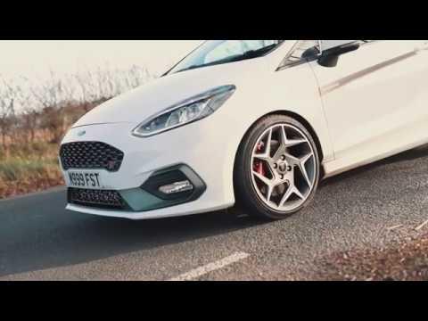 Tuning 2019 Mountune M225 Chiptuning Fur Den Ford Fiesta St Mk8