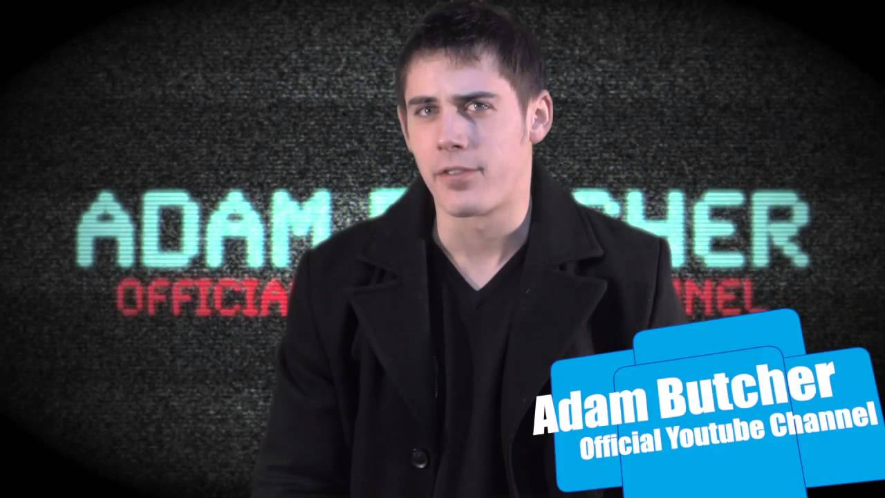 adam butcher actor