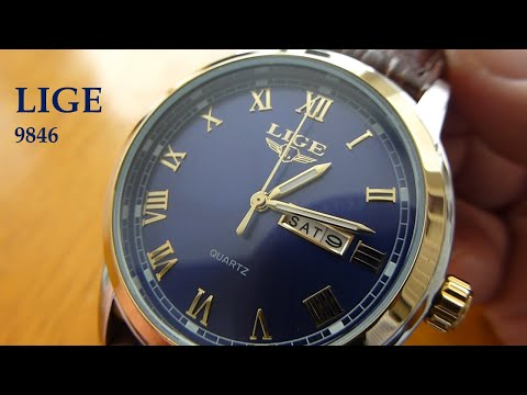 LIGE Watch Review