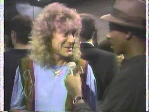 Robert Plant  - May 141988 - Atlantic Records 40th Anniversary
