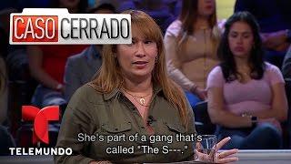 Caso Cerrado | Teen Caught Stealing, Publicly Shamed 🎥 | Telemundo English