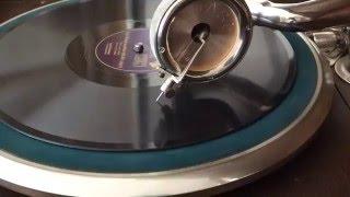 """Grammophon spielt von Audiphon """"Vier Worte möchte ich dir sagen"""""""
