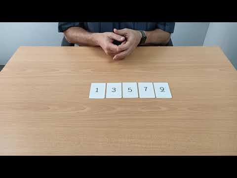5 Card Puzzle Part 4